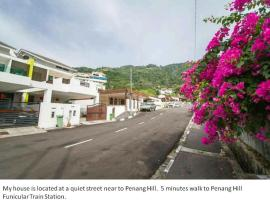 Homestay by Penang Hill