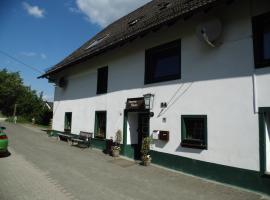 Pension Hesse, Lüdenscheid (Herscheid yakınında)