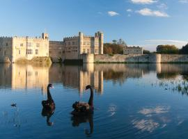 Stable Courtyard Bedrooms At Leeds Castle, Maidstone