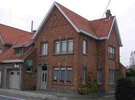 B&B House Caesekin, Diksmuide (Beerst Bloot yakınında)