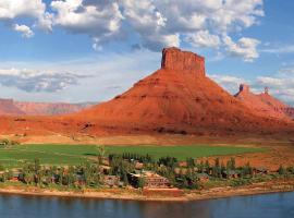 Sorrel River Ranch Resort & Spa, Moab (in de buurt van Gateway)