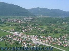 Apartman Mislav, Грачац (рядом с городом Крупа)