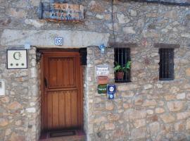 Casa La Abuela, Guijo de Santa Bárbara (Jarandilla de la Vera yakınında)
