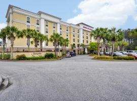 Hampton Inn & Suites North Charleston-University Boulevard, North Charleston (in de buurt van Ladson)