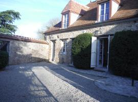 Gîtes Les Chambres Du Haras, Hargeville (рядом с городом Thoiry)