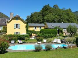 Maison d'hôtes Les 3 Baudets, Issor (рядом с городом Asasp)