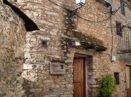 Casa Zambrana, Pinofranqueado (El Gasco yakınında)