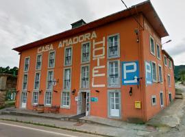 Casa Amadora, Barreiros (Reinante yakınında)