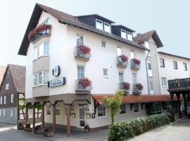 Hotel Restaurant Stadtschänke, Bad König