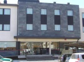 Hotel Alfinden, Puebla de Alfindén (Alfajarín yakınında)
