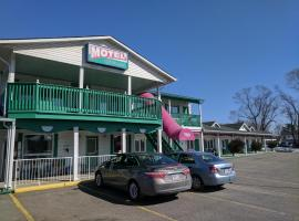 Motel Gatineau, Gatineau (Orleans yakınında)