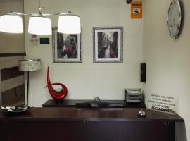 Pension Iruna, Santurce