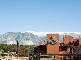 Hacienda Señorio de Nevada, Villamena