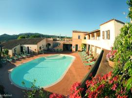 Hotel Villa Gemella, Baja Sardinia