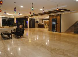 Hotel Spark, Satna (рядом с городом Maihar)