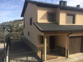 Casa Fombuena, Bronchales (Noguera de Albarracin yakınında)