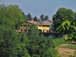 Agriturismo Casa Casoni, Canneto Pavese (Montù Beccaria yakınında)