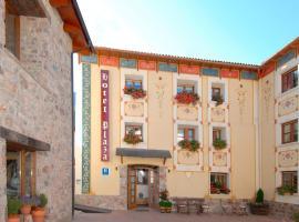 Hotel Plaza, Castejón de Sos