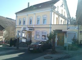 Dom Hotel, Betzdorf (Schutzbach yakınında)
