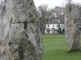 Avebury Lodge, Avebury (рядом с городом Winterbourne Monkton)
