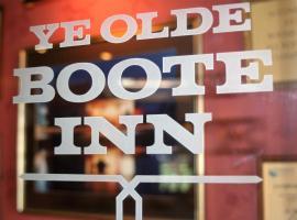 Ye Olde Boote Inn, Озуэстри (рядом с городом Whittington)