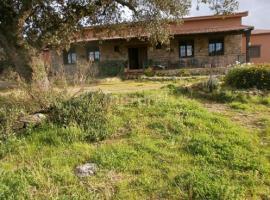 Casa Rural El Nido del Cuco, Valdeobispo (рядом с городом Santibáñez el Bajo)