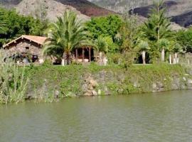 Villa Ayagaures, Los Palmitos