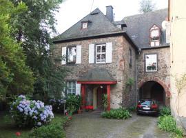 Pension Marienhof, Kobern-Gondorf (Lehmen yakınında)