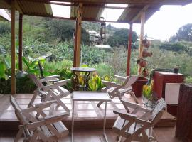 El Tranquilo Lodge and Apartments, Heredia (San Isidro yakınında)