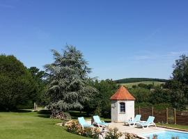 La Cle des Champs, Provency (рядом с городом L'Isle-sur-Serein)