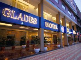 Glades Hotel, Chandīgarh