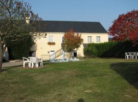 Le Grand Cerf, Villiers-au-Bouin (рядом с городом La Chapelle-aux-Choux)