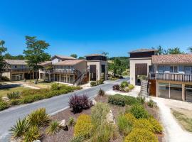 Vacancéole - Le Domaine du Golf d'Albret & Resort***, Barbaste