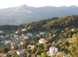 Maison Tavera, Tavera (рядом с городом Bastelica)