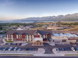 波爾森紅獅水嶺酒店和套房, Polson