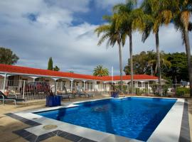 Tuncurry Beach Motel, Tuncurry