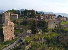 Castello di Mongiovino, Panicale (Near Fontignano)