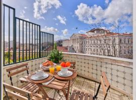 Jardim Das Flores Luxury Apartment