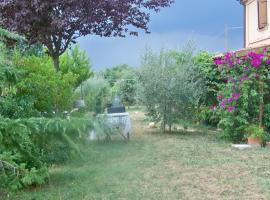 La casa di Anna, Monte San Vito