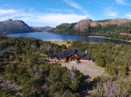 Laguna Larga Lodge, Lago Futalaufquen