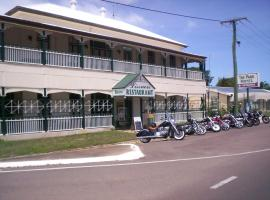 The Park Motel, Charters Towers