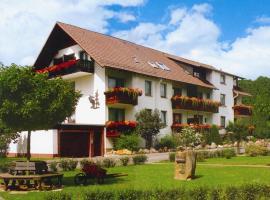 Landgut Hotel zur Warte, Witzenhausen (Trubenhausen yakınında)