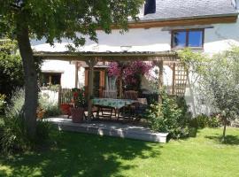Chambres d'Hôtes Maison Paillet, Montory (рядом с городом Tardets-Sorholus)