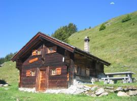 Alphütte Bielerchäller