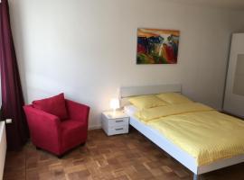 Gasthaus smartroom Brugg, Brugg (Schinznach Bad yakınında)