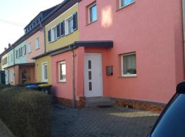 Ferienwohnung Annett, Böhlen