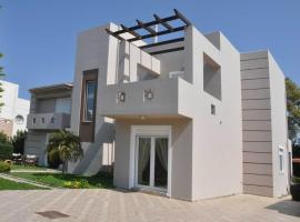 Beautiful house with garden in Ixia, Rhodes