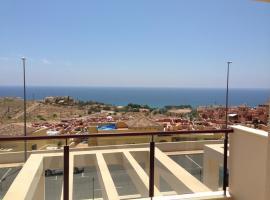 Sea View Apartament Isla Plana, Isla Plana (Caserío Los Fuentes de los Solanos yakınında)