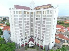 Grand Darmo Suite by AMITHYA