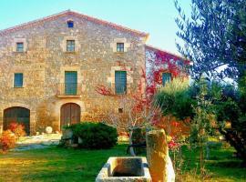 Masia els Arquells, Puigvert de Agramunt (рядом с городом Preixéns)